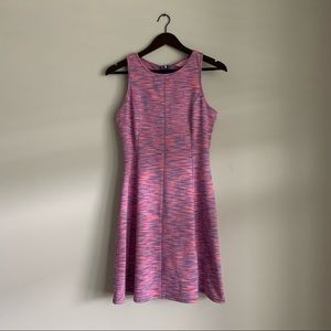Lilly Pulitzer Pink Blue Athletic Dress UPF Small